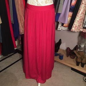 Gap Maxi Skirt Sz 6